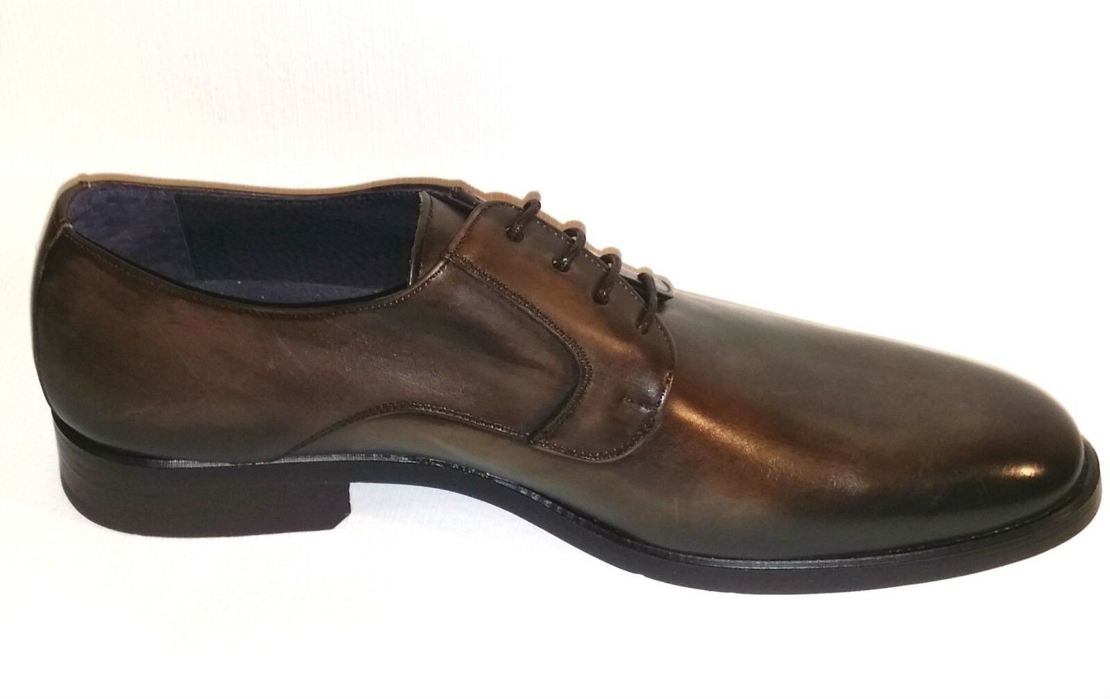 Men's Brown Spanish Leather shoes