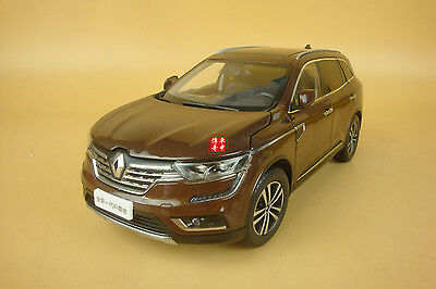1//18 Renault KOLEOS Koleos diecast model brown color gift