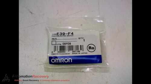 OMRON E39-F4 FIBER OPTIC CABLE CUTTER 5 HOLES NEW #157623