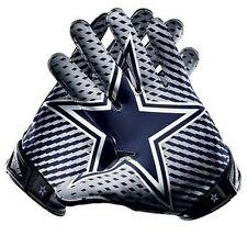 """Dallas Cowboys 5.5""""x 6"""" Car Truck Window Vinyl Glossy Sticker Decal Gloves"""