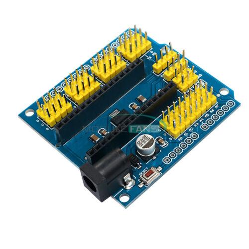 2PCS Nano I O Expansion Sensor Shield Module For Arduino Nano V3.0 UNO R3