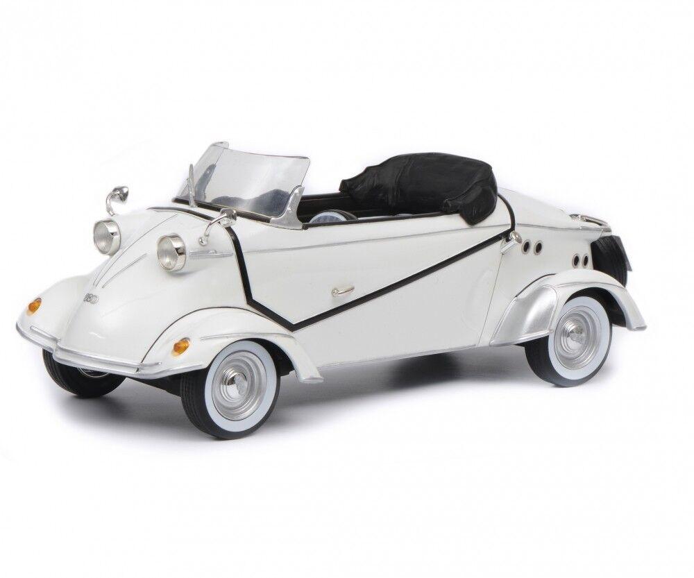 Schuco 1 18 FMR TG 500 Roadste Tiger blanc  450014900  service attentionné