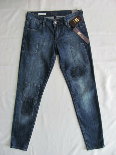 Nwt From Ankle Skinny Inviting Brigitte Kut Kloth 2 size 89 Wash Patches qdaItvInwx