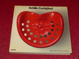 ART-XXe-DESIGN-it-ACHILLE-CASTIGLIONI-CATALOGUE-EXPO-Pompidou-Paris-EO-1985