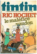 B18- Tintin N°360 Ric Hochet le maléfice Vaudou