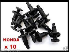HONDA Civic Accord Bumper Clip Side Protector Garnish Push-Type Plastic Clip T19