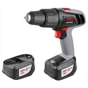 SKIL-2533-18v-Li-ion-Cordless-Hammer-Drill