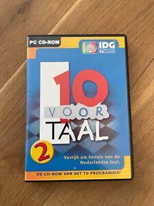 PC 10 voor Taal 2 IDG interactive TV games