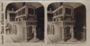 Verona-S-Fermo-Tombeau-Della-Torre-Italia-Foto-Stereo-Vintage-Analogica