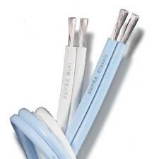 Supra Classic 2.5T Speaker Cable Per Metre, White