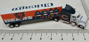Chicago-Bears-2000-Limited-Edition-Die-Cast-Tractor-Trailer-NFL-transporter