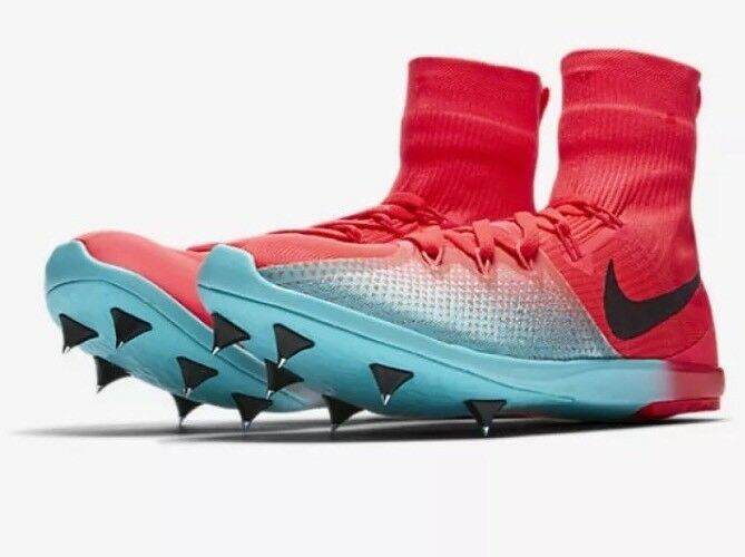 NIKE ZOOM VICTORY XC 4 UNISEX SPIKE RACING Mens Sz 6.5 Solar Red 878804 663 The latest discount shoes for men and women
