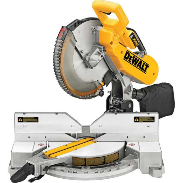 DEWALT 12 in.120V Double Bevel Compound Miter Saw w/ XPS Light DW716XPS New