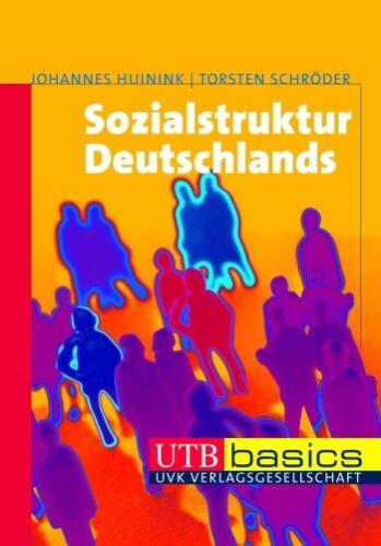 1 von 1 - Die Sozialstruktur Deutschlands