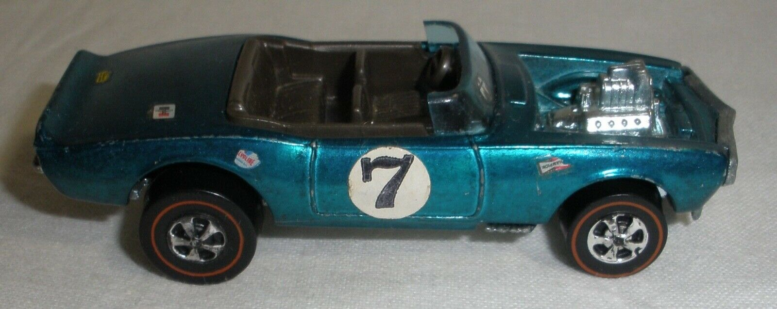 Hot Wheels Light My Firebird Collectors Quality Condition