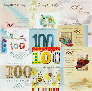 100th-Birthday-Cards-Various-Designs-Available