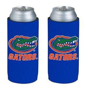 Florida-Gators-2-Pack-Ultra-Slim-Can-Holder-Skinny-Koozie