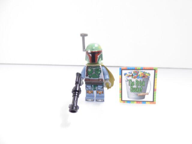 LEGO Star Wars Boba Fett Minifigure 9496