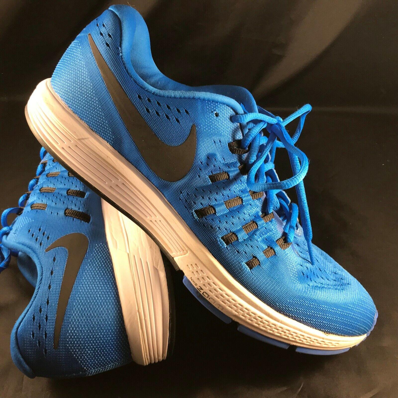 Nike Herren Luft Zoom Vomero 11 - Blau Schwarz (818099-401) Mint Zustand 11.5 US