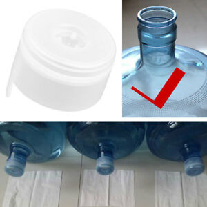 fdef11364e Image is loading 5Pc-Non-Spill-Reusable-Bottle-Snap-Cap-Replacement-