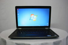 "PINK Laptop Dell Latitude E6220 12.5""   i5 4GB 320GB Windows 7 WEBCAM WARRANTY"
