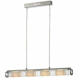 LED-Glas-Pendelleuchte-Tube-Balkenpendel-Haengeleuchte-Deckenlampe-Haengeleuchte