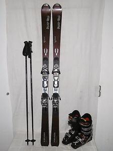 Head Ski mit Salomon Skischuhe