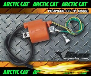 IGNITION COIL FOR ARCTIC CAT PROWLER 650 H1 4X4 2007 2008