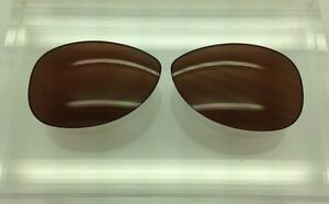 9a5e589844b Image is loading Oakley-Restless-Custom-Made-Sunglass-Replacement-Lenses- Brown-