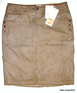 NTS-not-the-same-ROCK-skirt-AUDE-ROKJE-beige-36-S-NEU-rok-creme