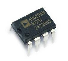 10PCS AD620ANZ DIP-8 AD620AN AD620 Amplifier