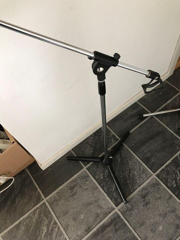 Retro Mikrofonholder