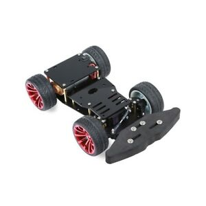 4WD-RC-Smart-Car-Chassis-S3003-Metal-Servo-Bearing-for-Arduino-Metal-Gear-Motor
