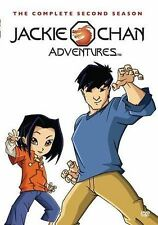 Jackie Chan Adventures (Animated Series): Season 2 (4 Discs 2001) - Jackie Chan