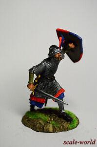 Collection-tin-soldier-figure-Byzantine-infantryman-XII-century-54-mm