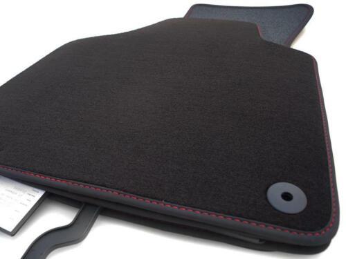 8p S-line tapices audi a3 calidad original gamuza nobuck cuero ALFOMBRILLAS COCHE