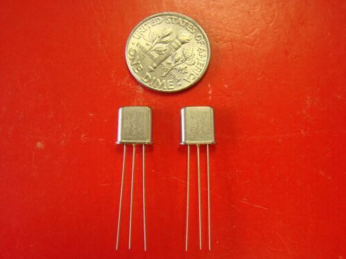 Matched Pair Golledge 55MHz Crystal Bandpass Filter GMCF-55G15B1