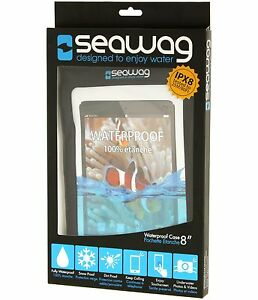 """SEAWAG 8"""" WATERPROOF TABLET CASE"""