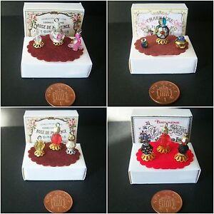 Miniature-1-12th-scale-dolls-house-Perfume-Bottle-set-Various-sets