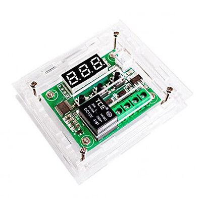 12V XH-W1209 Thermostat Temperaturregelung Schalter Regler Thermometer&Case Set