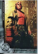 Hellboy The Movie Uncanny Allies Boxloader Chase Card BL1