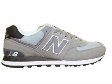 Mens New Balance ML574CPT 574 Trainers Grey Black White Uk 11 BNIB Eu 45.5