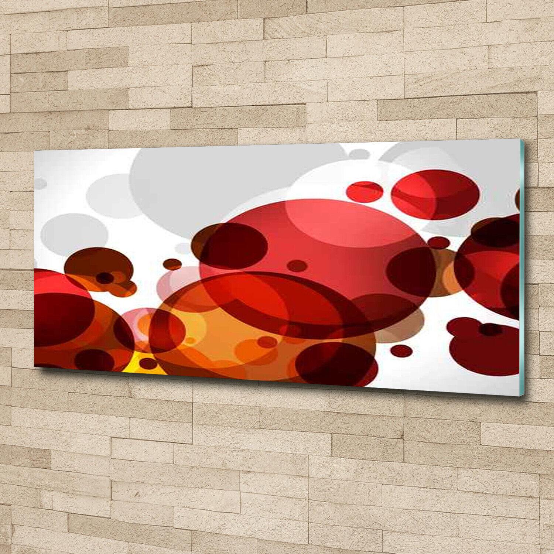 Acrylglasbilder Wandbilder Druck 125x50 Abstrakte Kunst Kunst