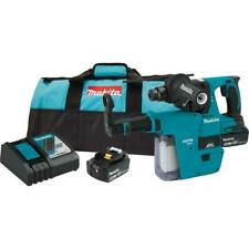 Makita Xrh011tx 18 Volt Lxt Lithium Ion Brushless Cordless 1 In Rotary Hamm