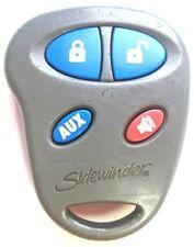 Keyless entry remote Sidewinder EZSDEI476 476S transmitter keyfob start starter