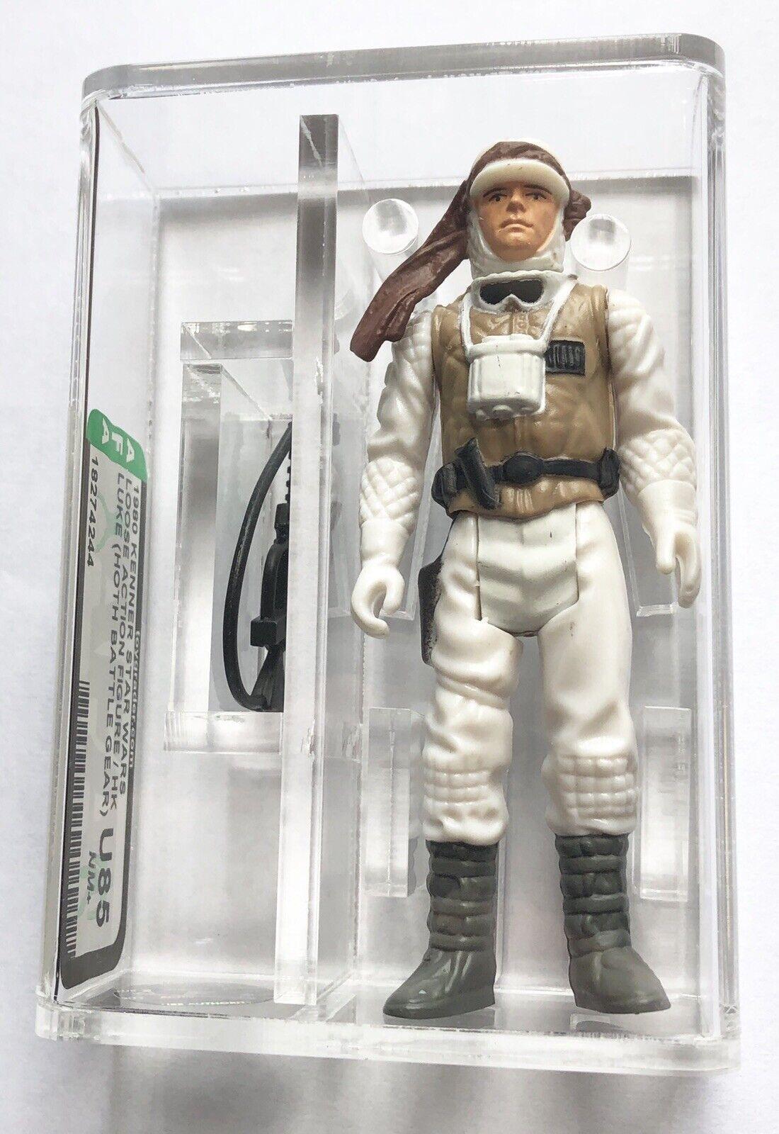 tienda hace compras y ventas Suelto Vintage Estrella Wars Esb Luke Hoth Hoth Hoth Battle Gear AFA U85 HK  ¡no ser extrañado!