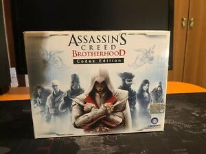 Assassin-039-s-Creed-Brotherhood-Codex-Limited-Collector-039-s-Edition-Xbox-360-ITA