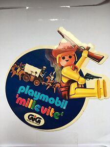 Autocollant-Playmobil-Gig-Vintage-Stickers