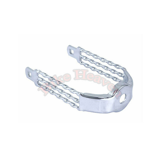 New  Lowrider Spring Fork Triple  Flat Twisted Crown Chrome Beach Cruiser Bike  discount promotions