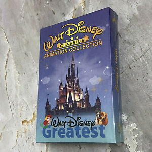 Walt-Disney-24-Classics-Movie-Collection-Lot-DVD-12-Disc-Box-Set-Fast-Shipping